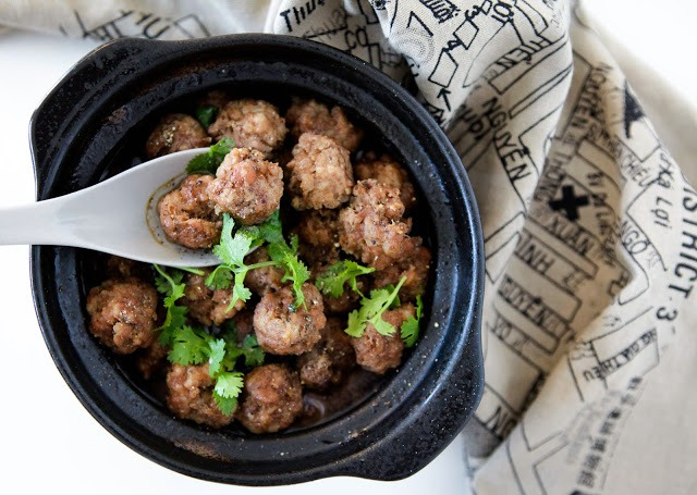 Vietnamese Braised Meatballs (Paleo, GAPS, AIP, Keto Friendly)