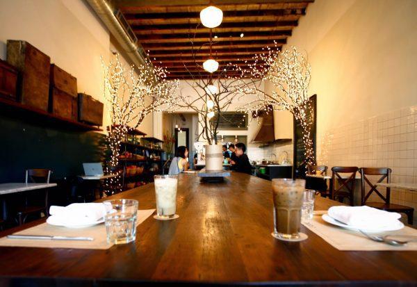 L'usine Space Cafe & Restaurant Review