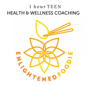 6 Pack - 1 Hour Teen Health Coaching