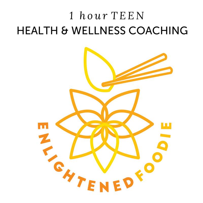 Health & Wellness Coaching – 1 Hour Teen
