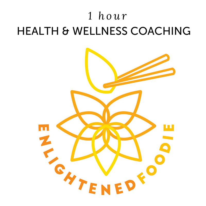 Health & Wellness Coaching – 1 Hour