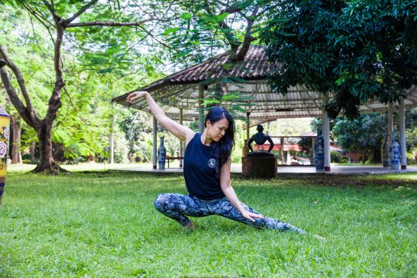 What are the benefits of Qi Gong? Interview with Master Tevia Feng of White Tiger Qi Gong School