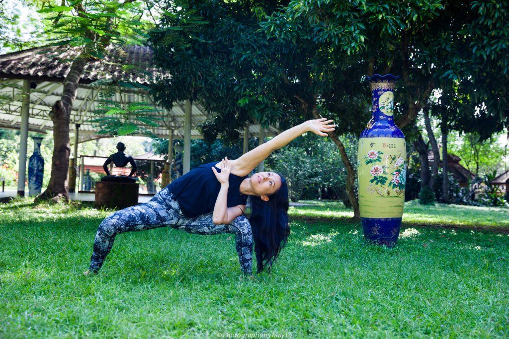 White Tiger Qi Gong